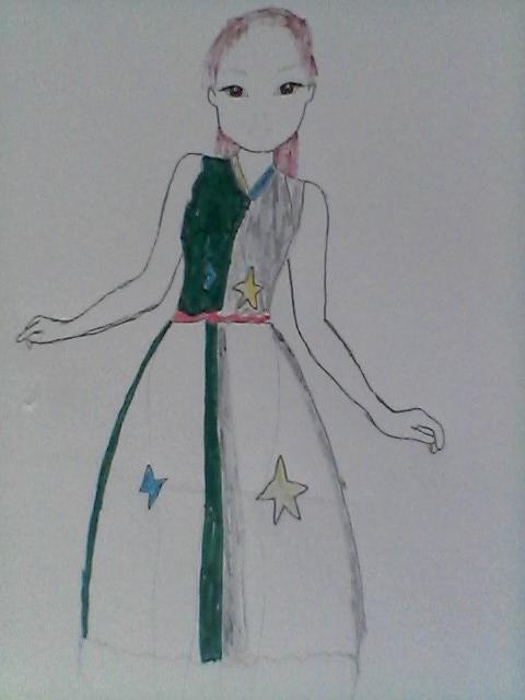 Rabia Y., 7 år, fra Herning