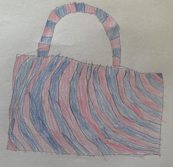 Nora S., 7 år, fra Roskilde