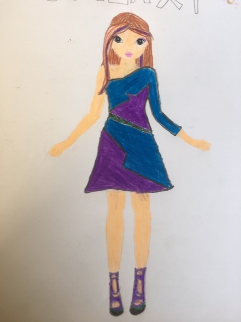 Emma  N., 9years, from South Africa