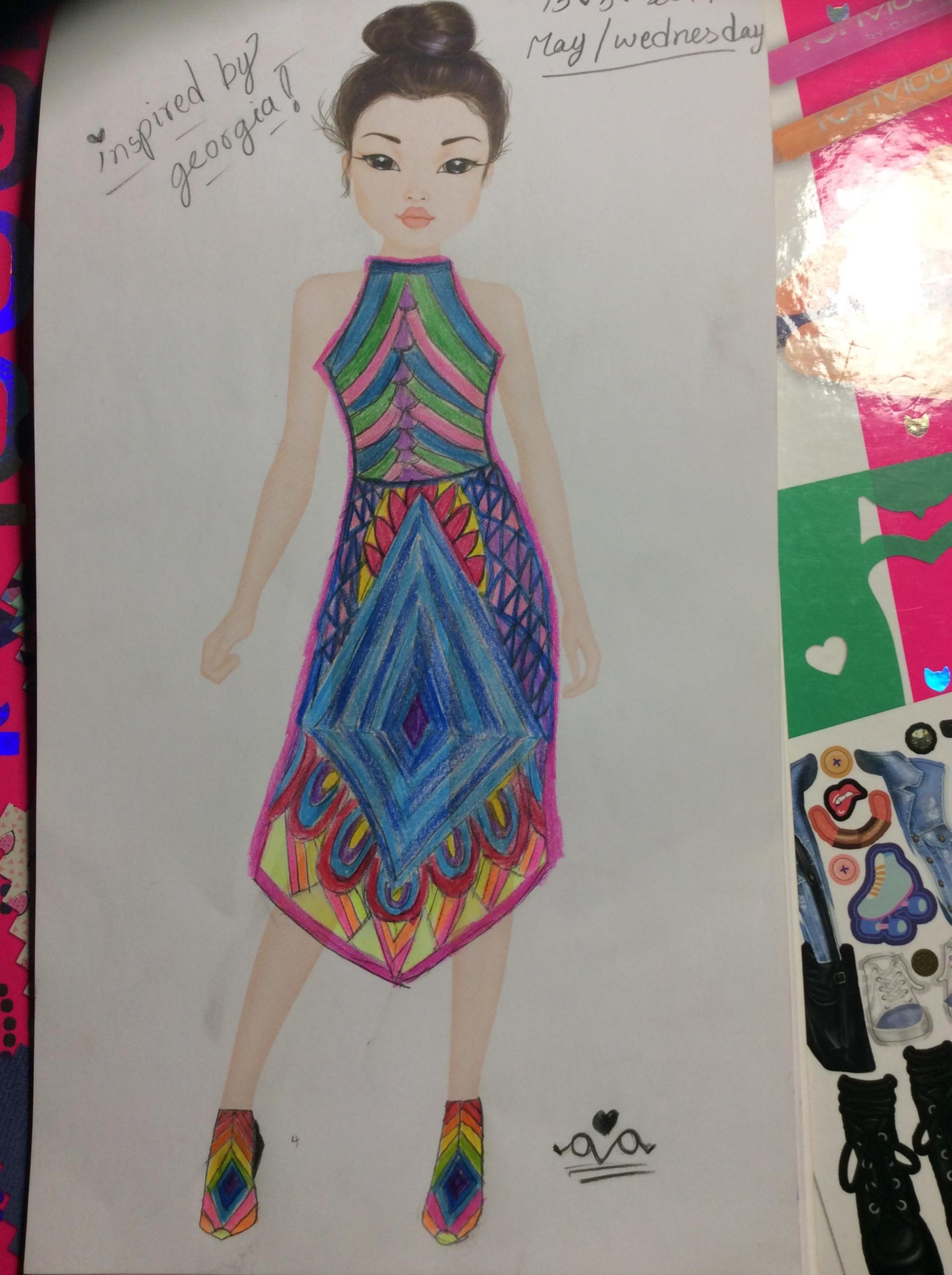 Aathmika  P., 10years, from Shabia, Abu Dhabi