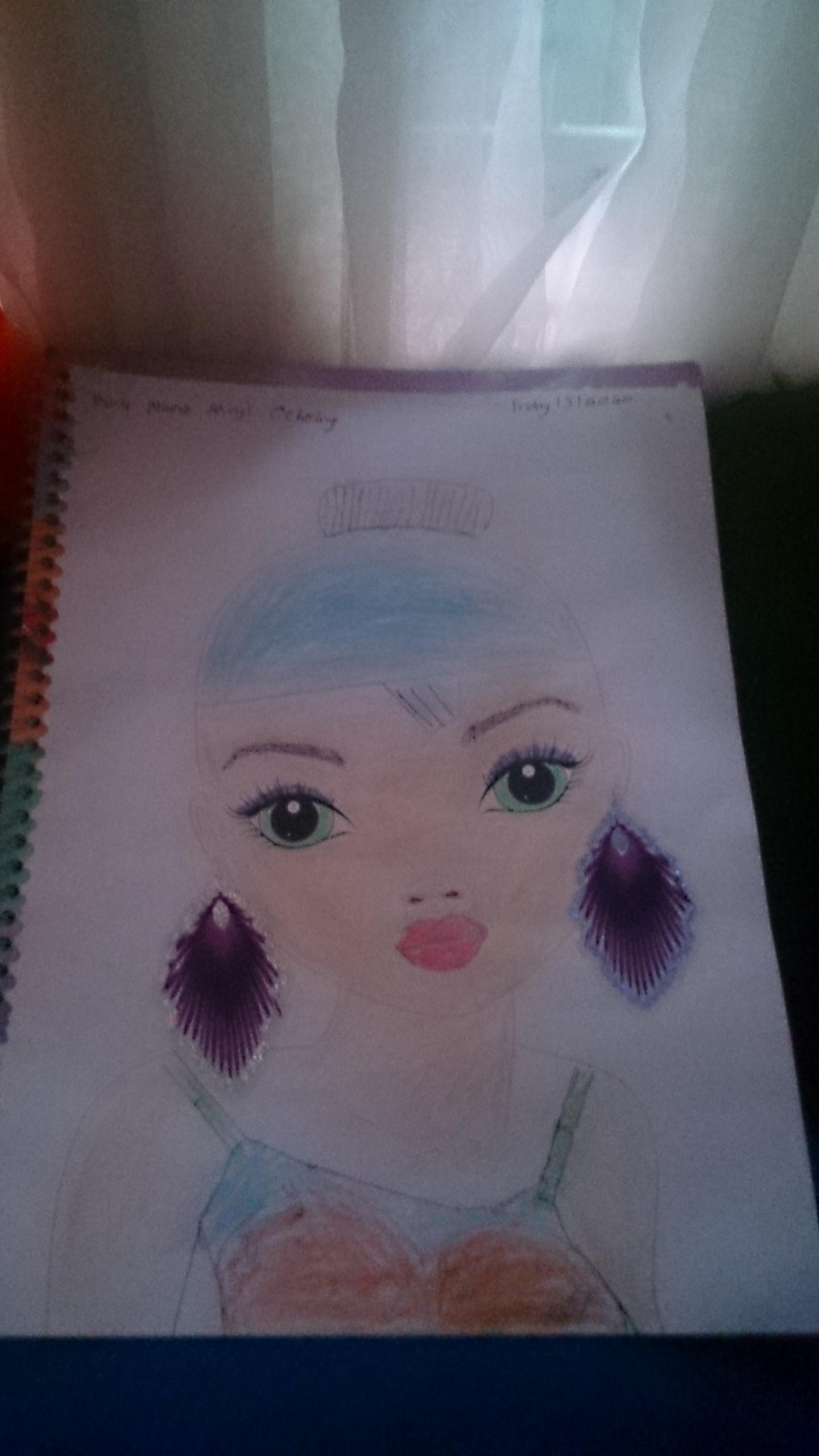 Trina  M., 10years, from Kenya