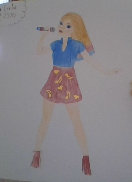 lulu `., 11years, from lisburn