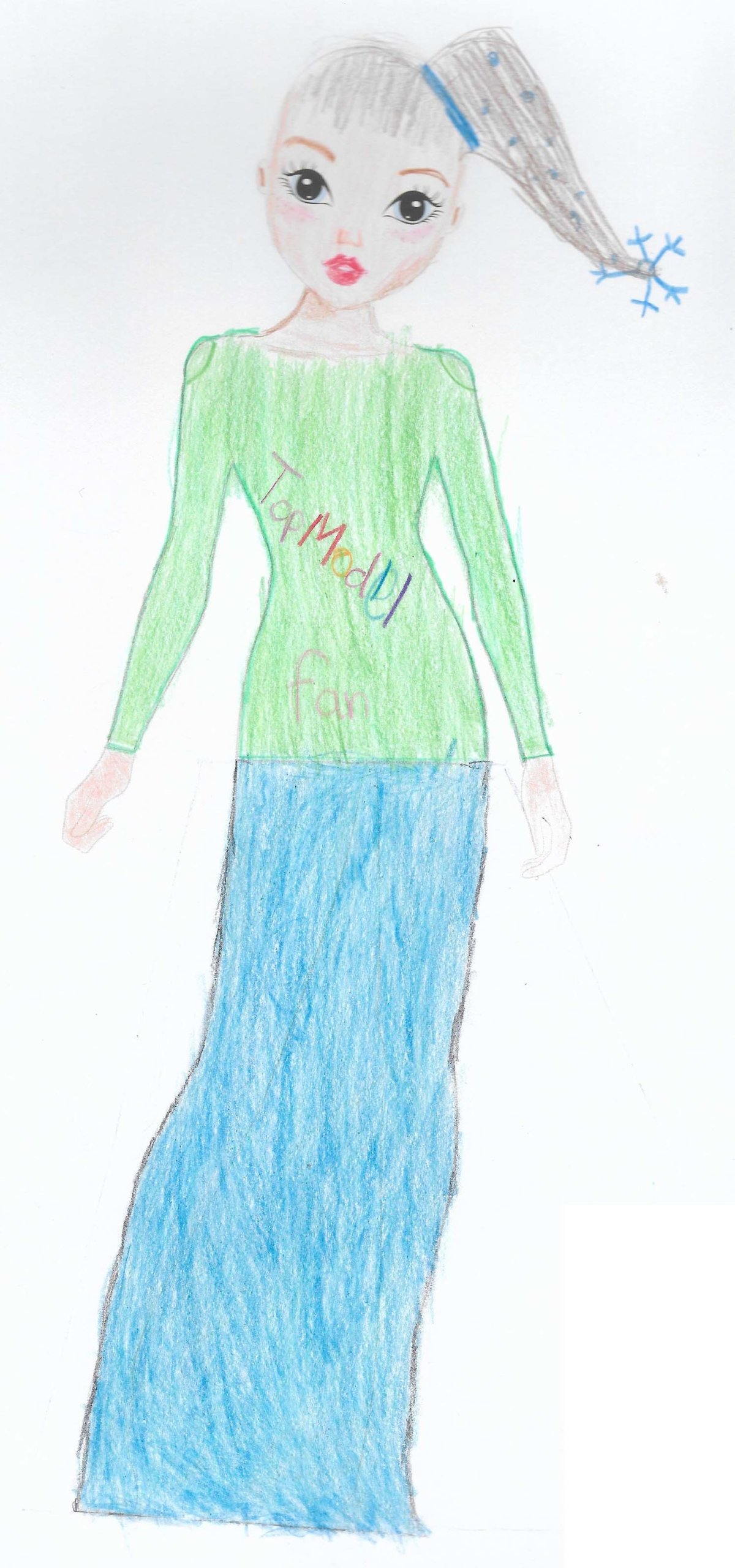 Kayla W., 10years, from Jakarta, Indonesia