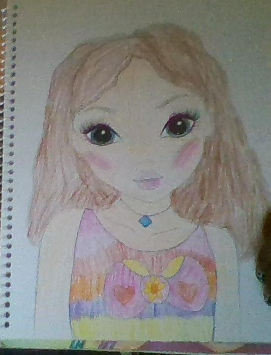 Ashley M., -8years, from Kenya