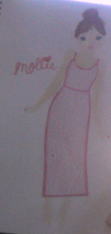 Mollie B., 11years, from Greenford