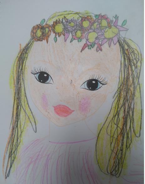 Genevieve  B., 6years, from Norfolk