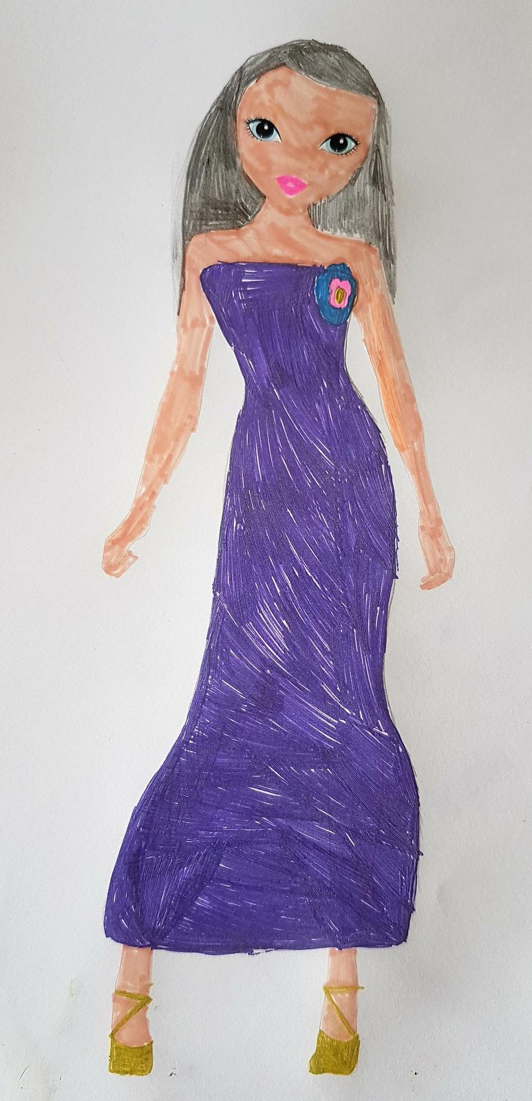Saira  M., 9years, from Australia