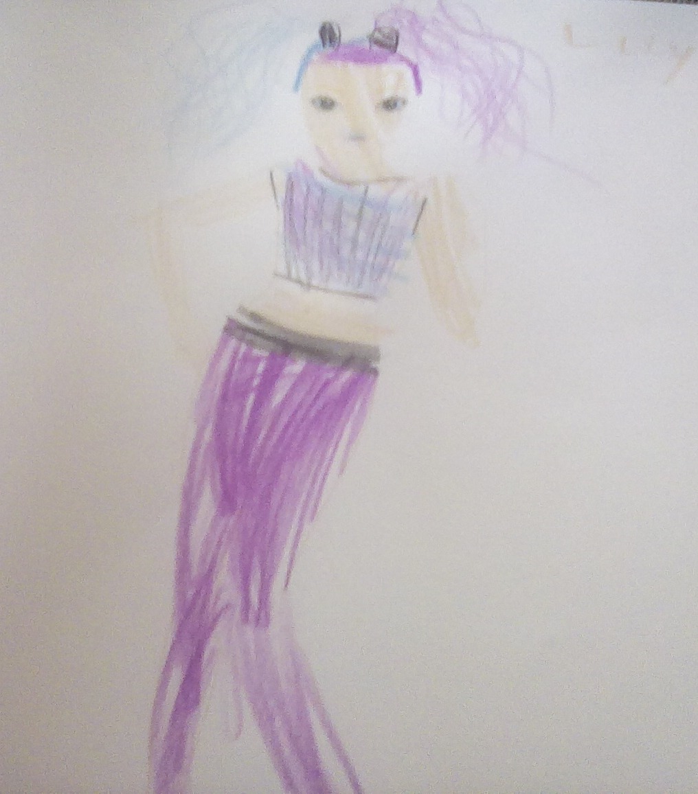 Lily M., 6years, from Uk