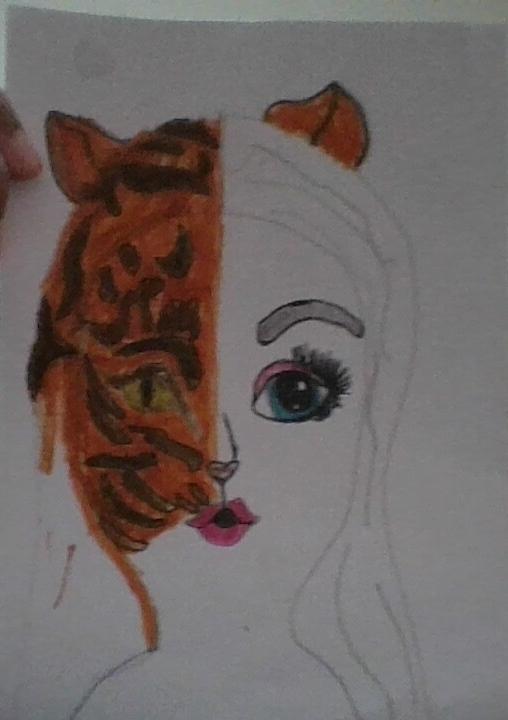 Rania P., 10years, from SA