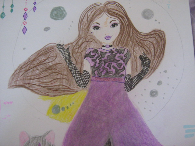Sofia M., 10years, from Norway