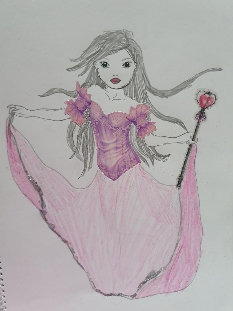 Ariana F., 9 years, from Australia