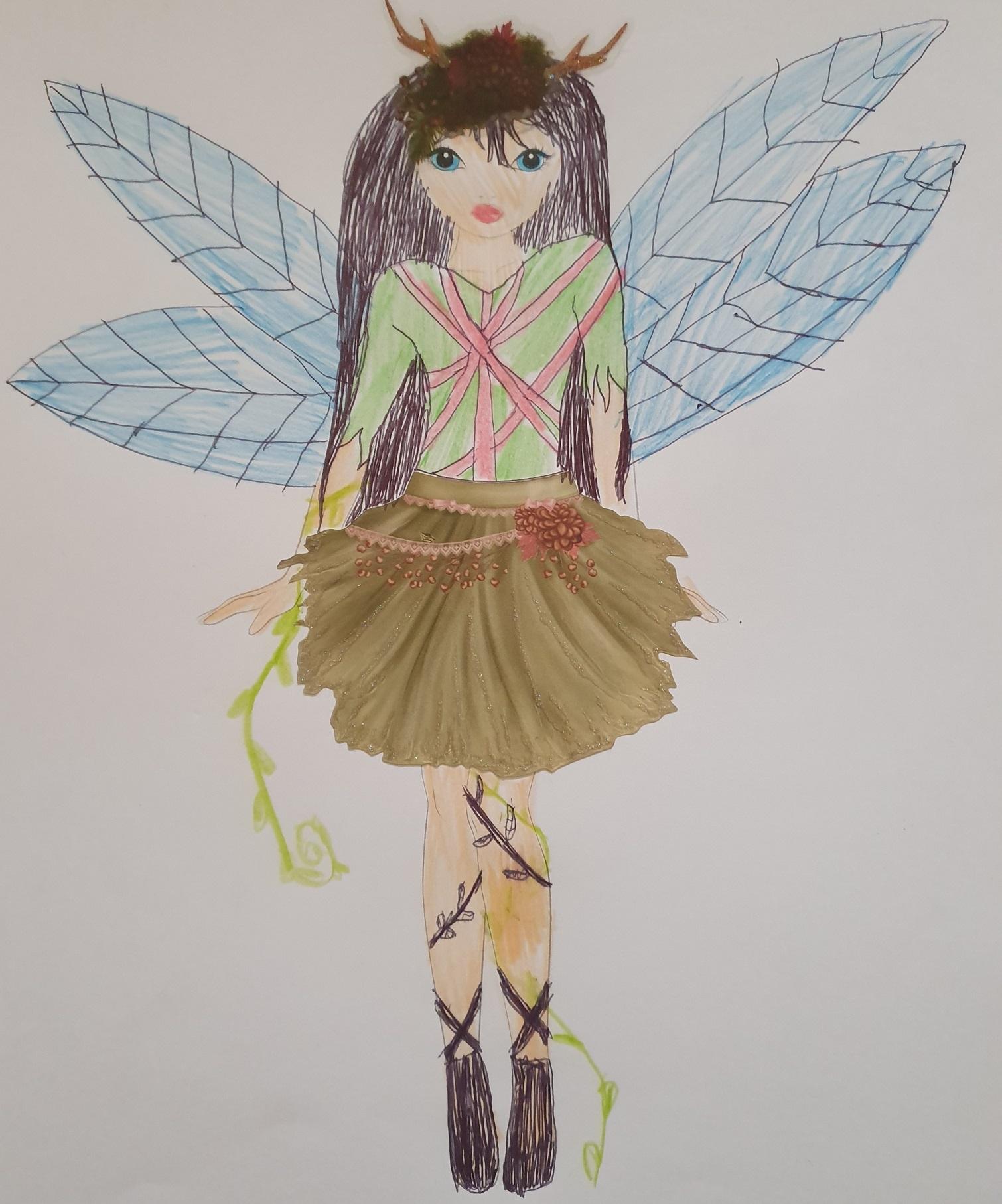 Ariana F., 9years, from australia