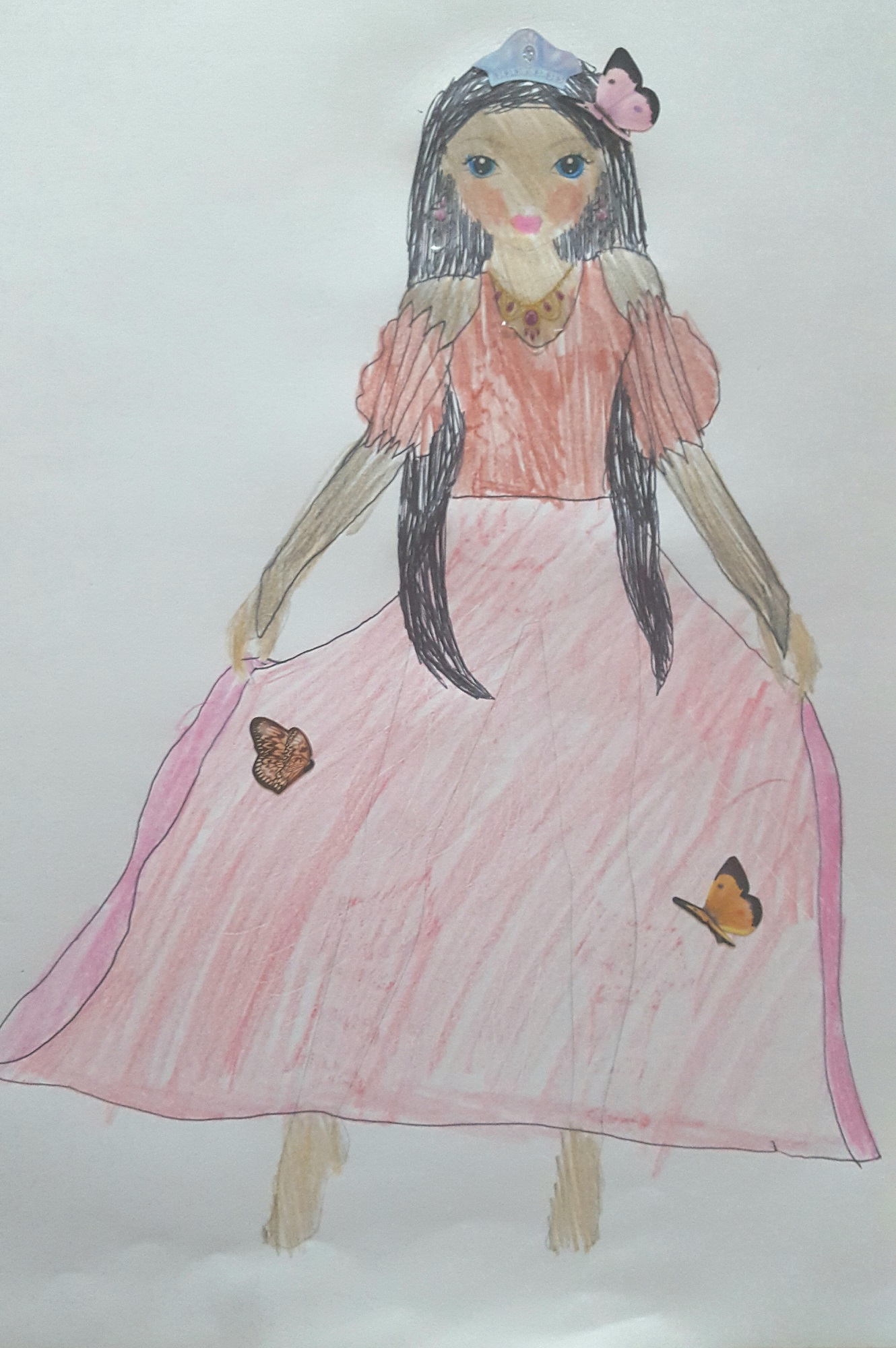 Ariana F., 9years, from australia