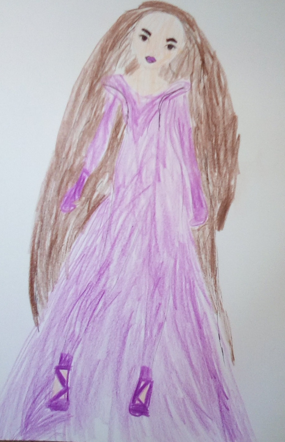 Kacey T., 10years, from Herne Bay