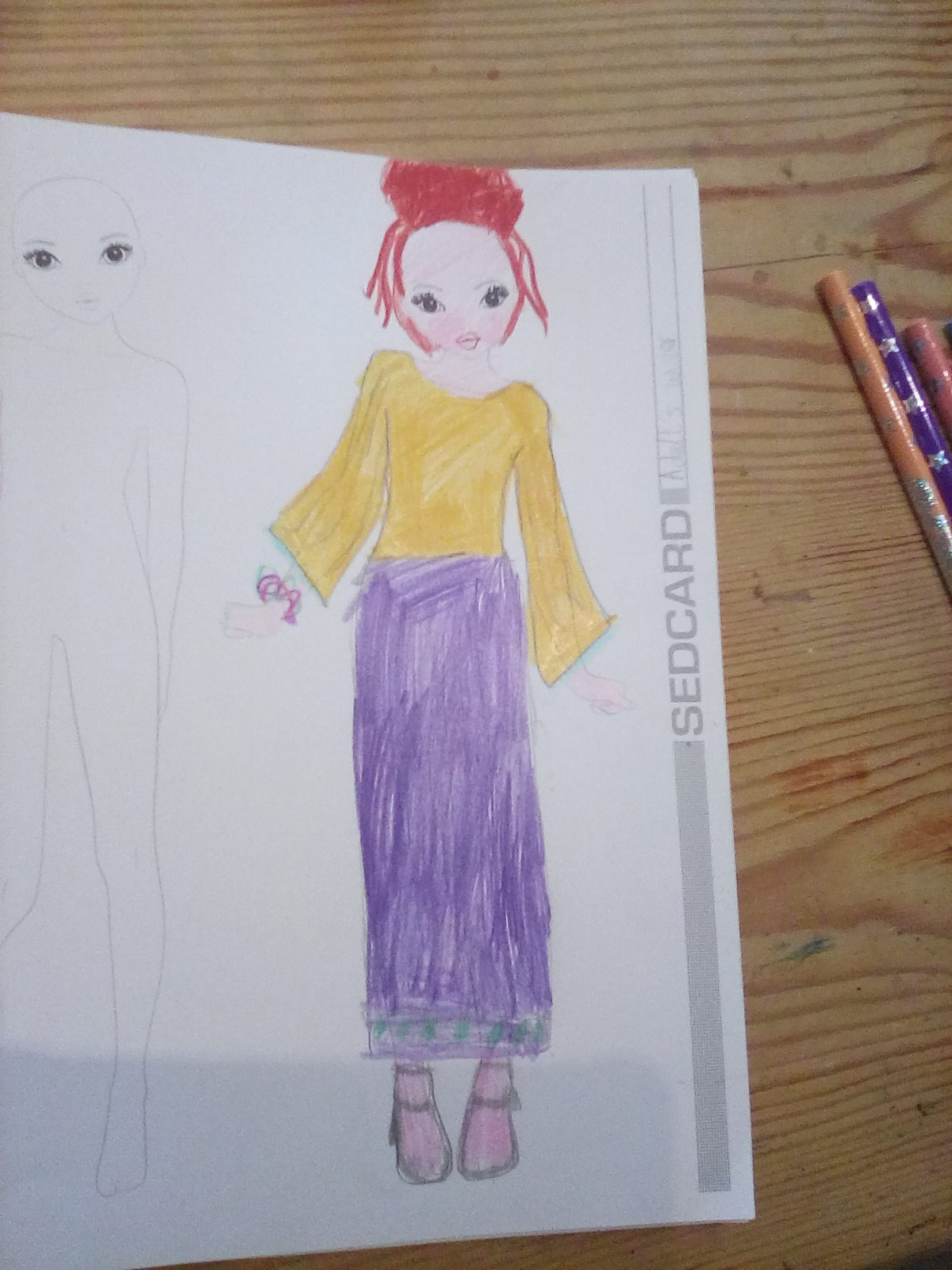 Maria R., 9years, from Derby