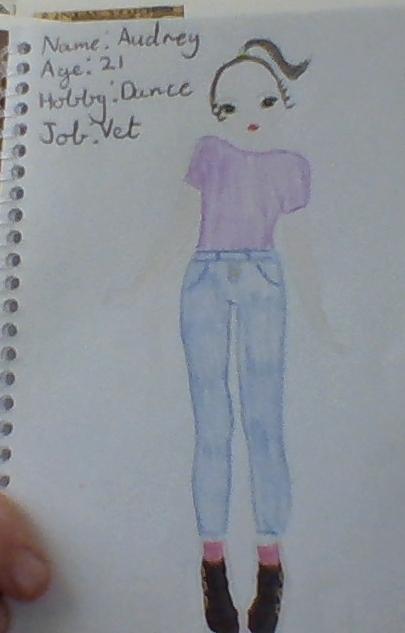 Roxy G., 10 years, from Ararat, Australia