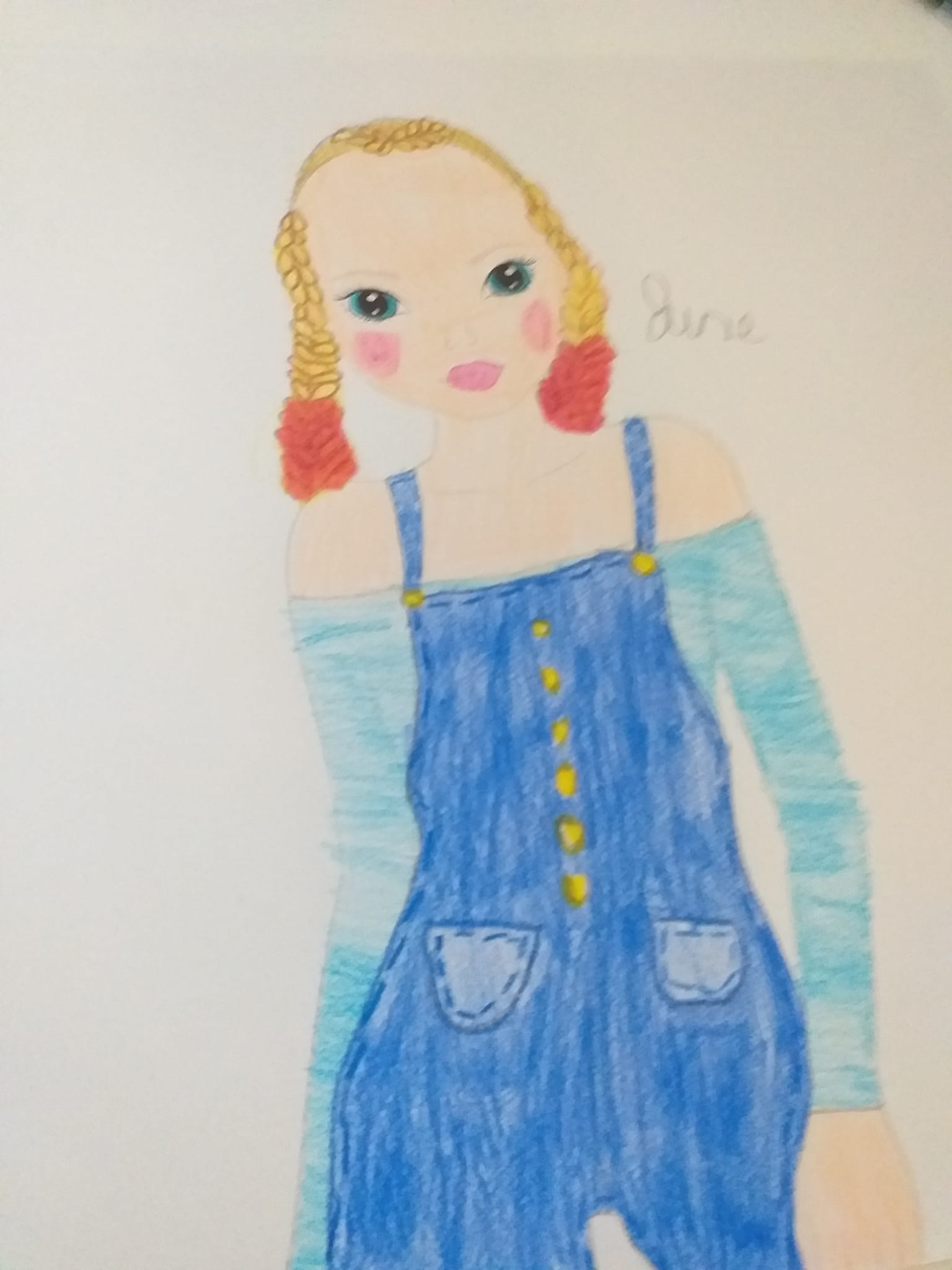 Serena M., 11years, from Italy