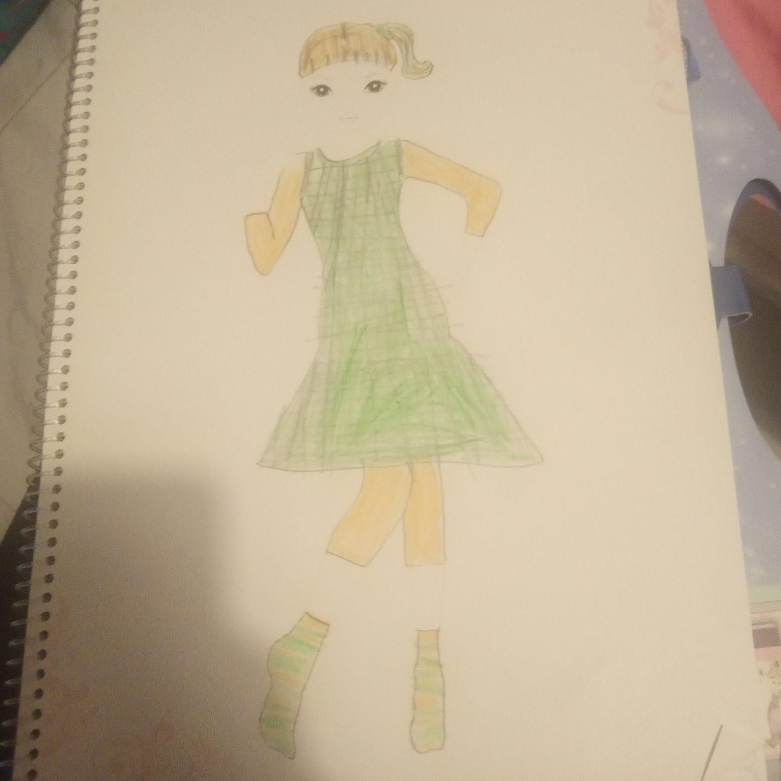 Emma Y., 11years, from España