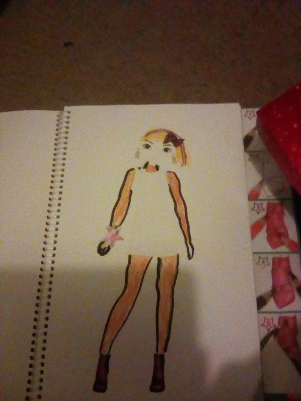 Maisie G., 9 Jahre, aus Pentowan