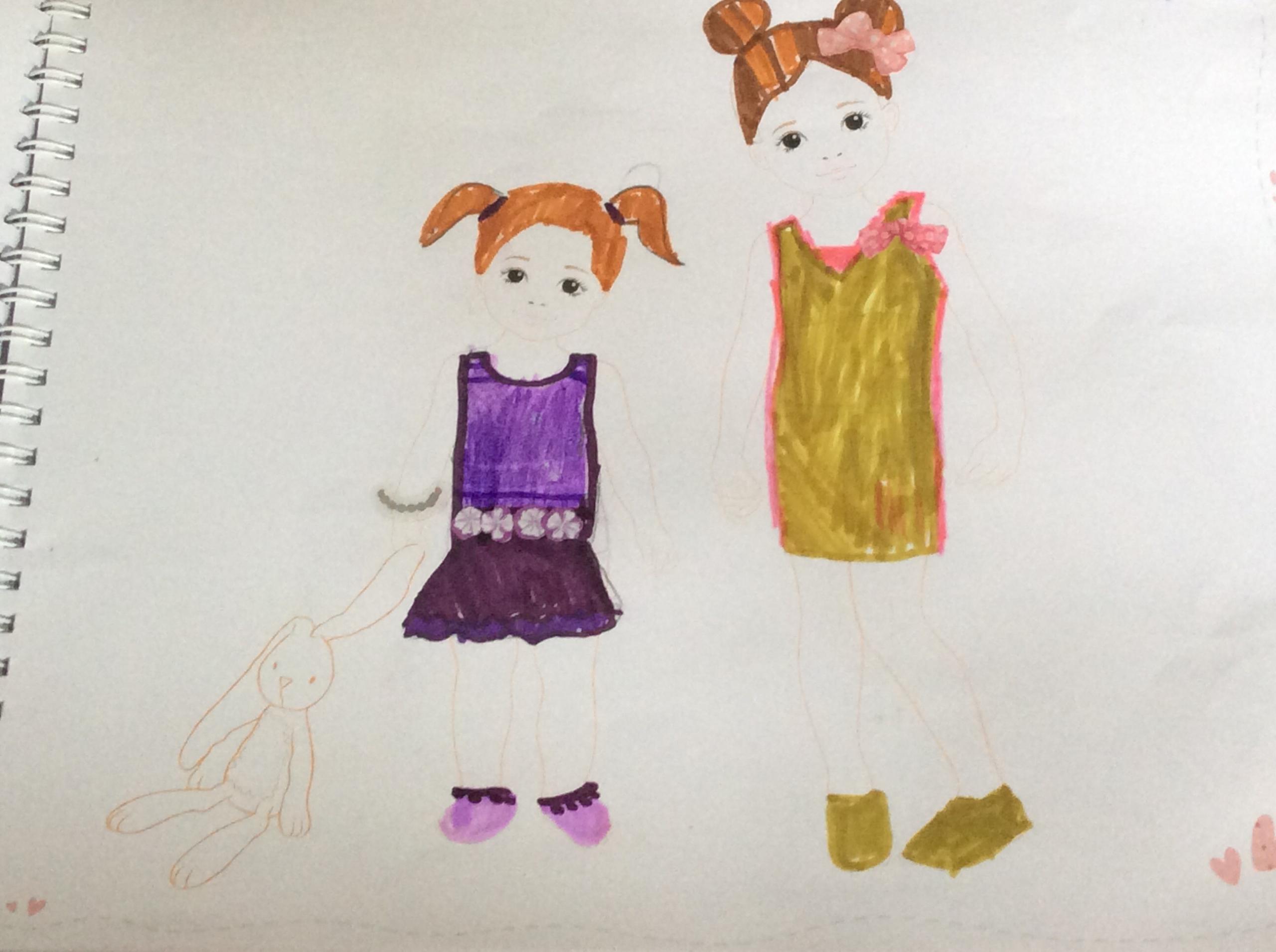 Sana H., 10 Jahre, aus Melbourne