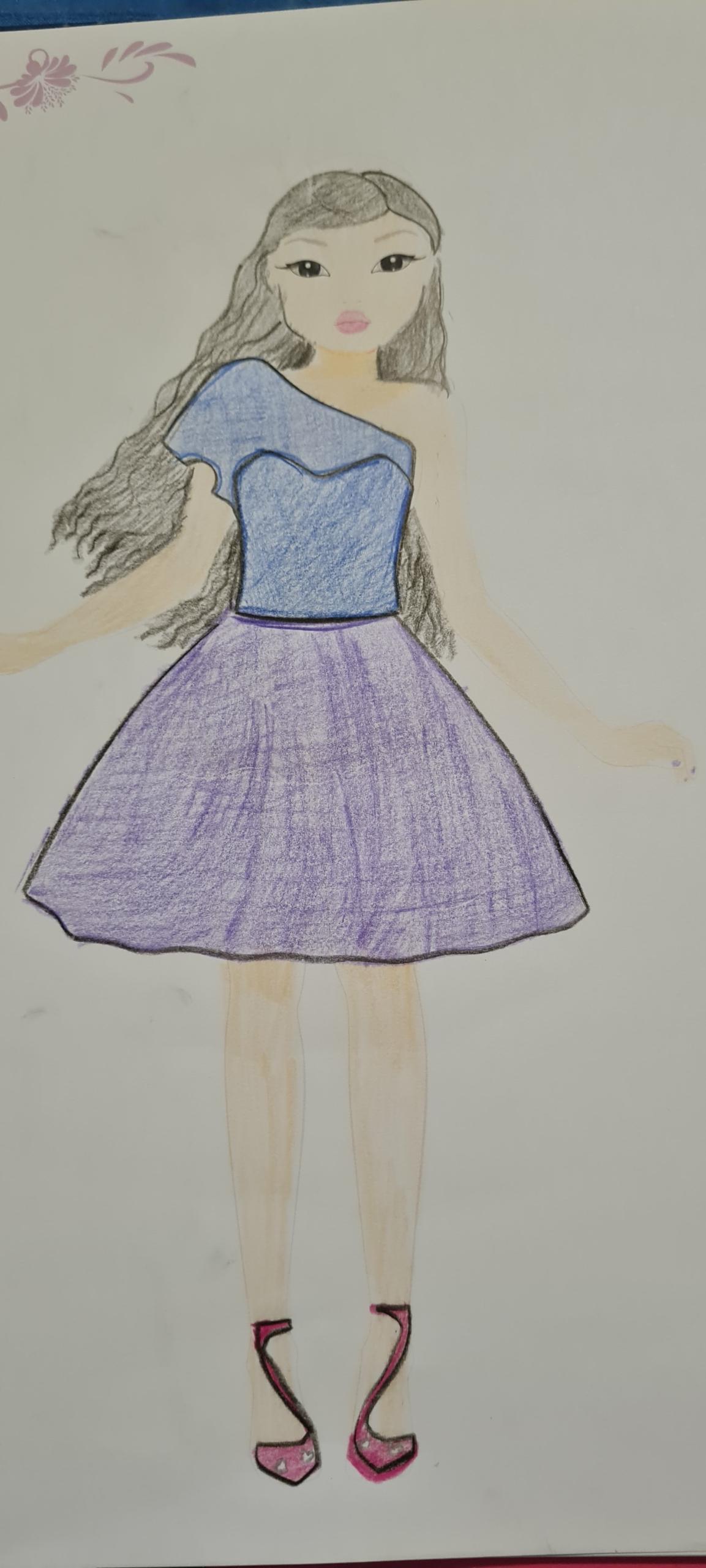 Adele Z., 9 Jahre, aus Italy