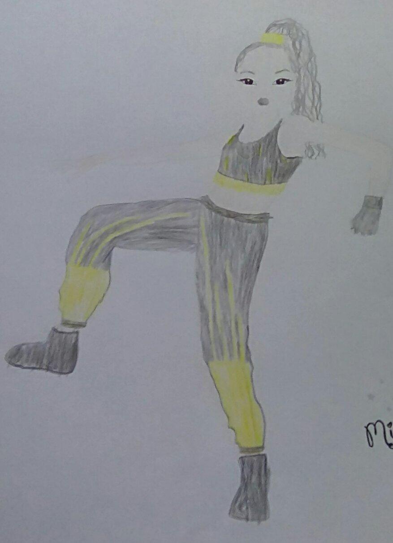 Ella M., 9 Jahre, aus Uk
