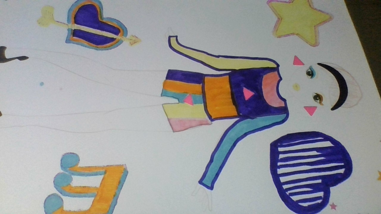 Iva P., 9 Jahre, aus Vila Nova de Gaia
