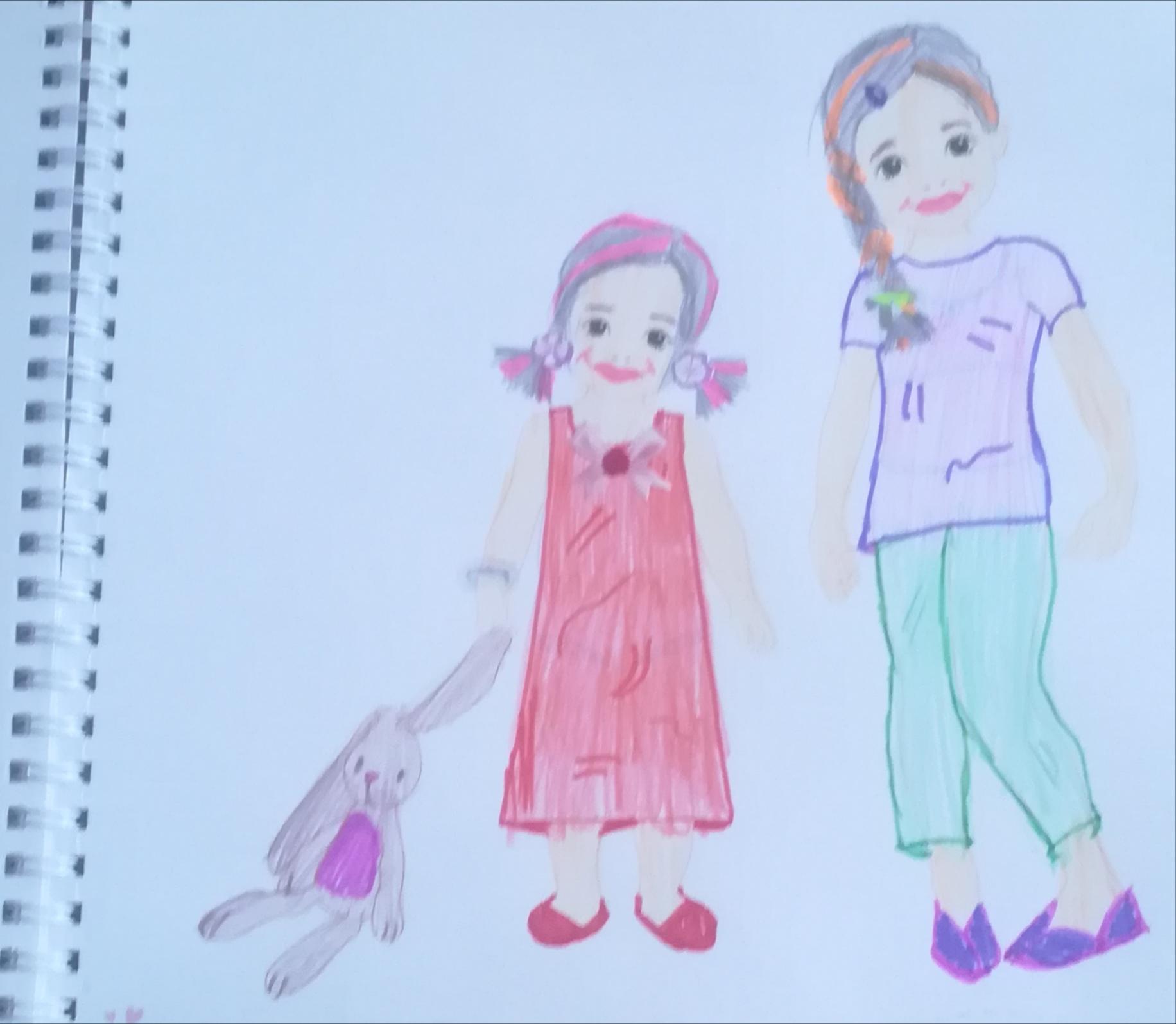 Fariha P., 9 years, from –