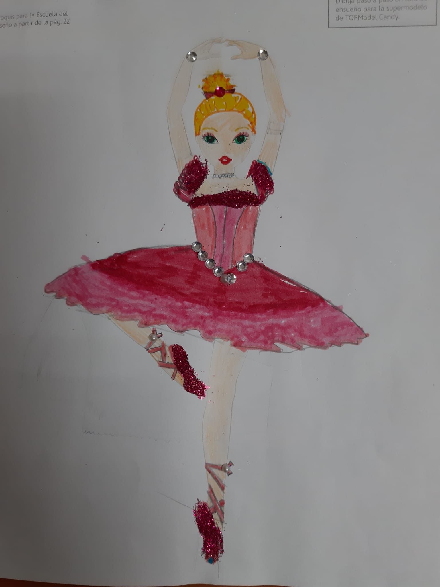 Maren L., 9 años, de URRETXU