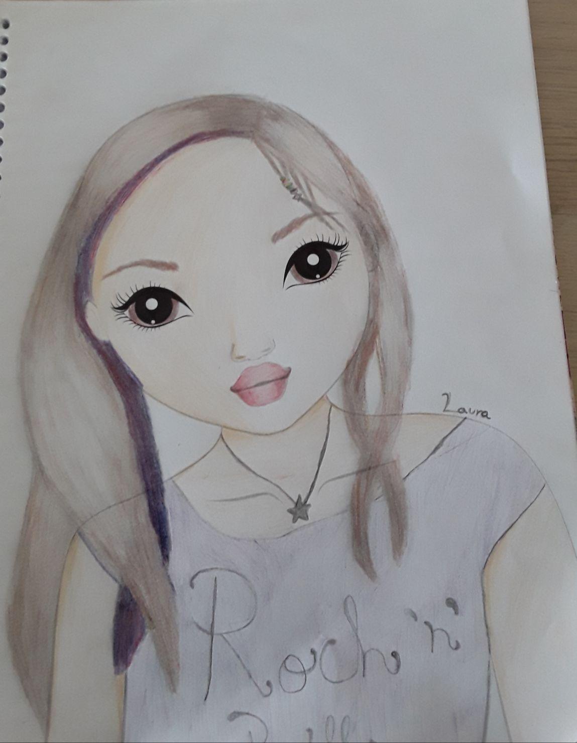 Claudia  T., 11 años, de Andalucía