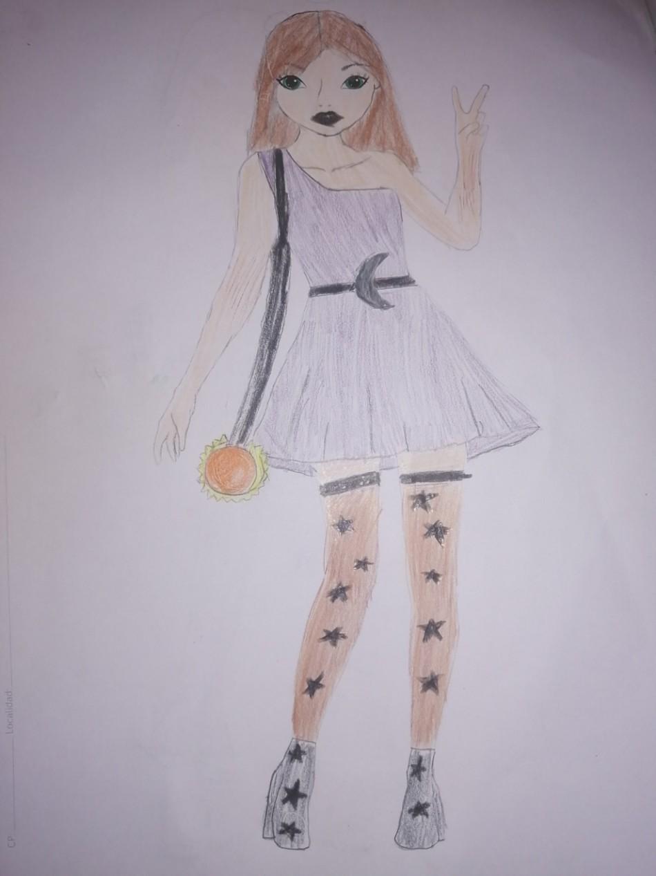 Ariadna H., 11 años, de República Dominicana