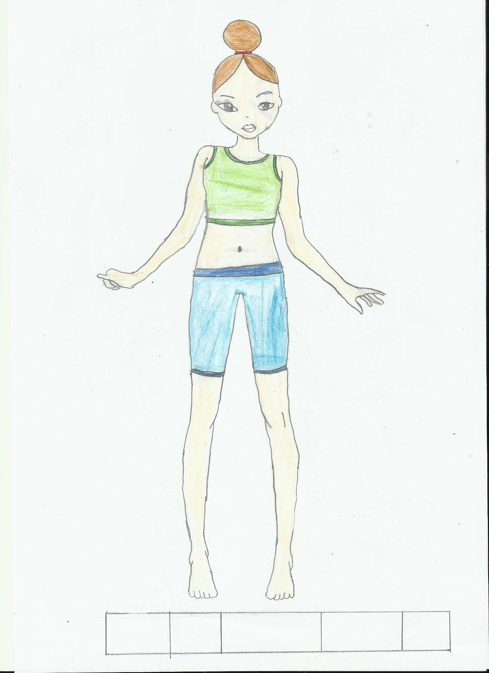 patricia n., 9 años, de madrid