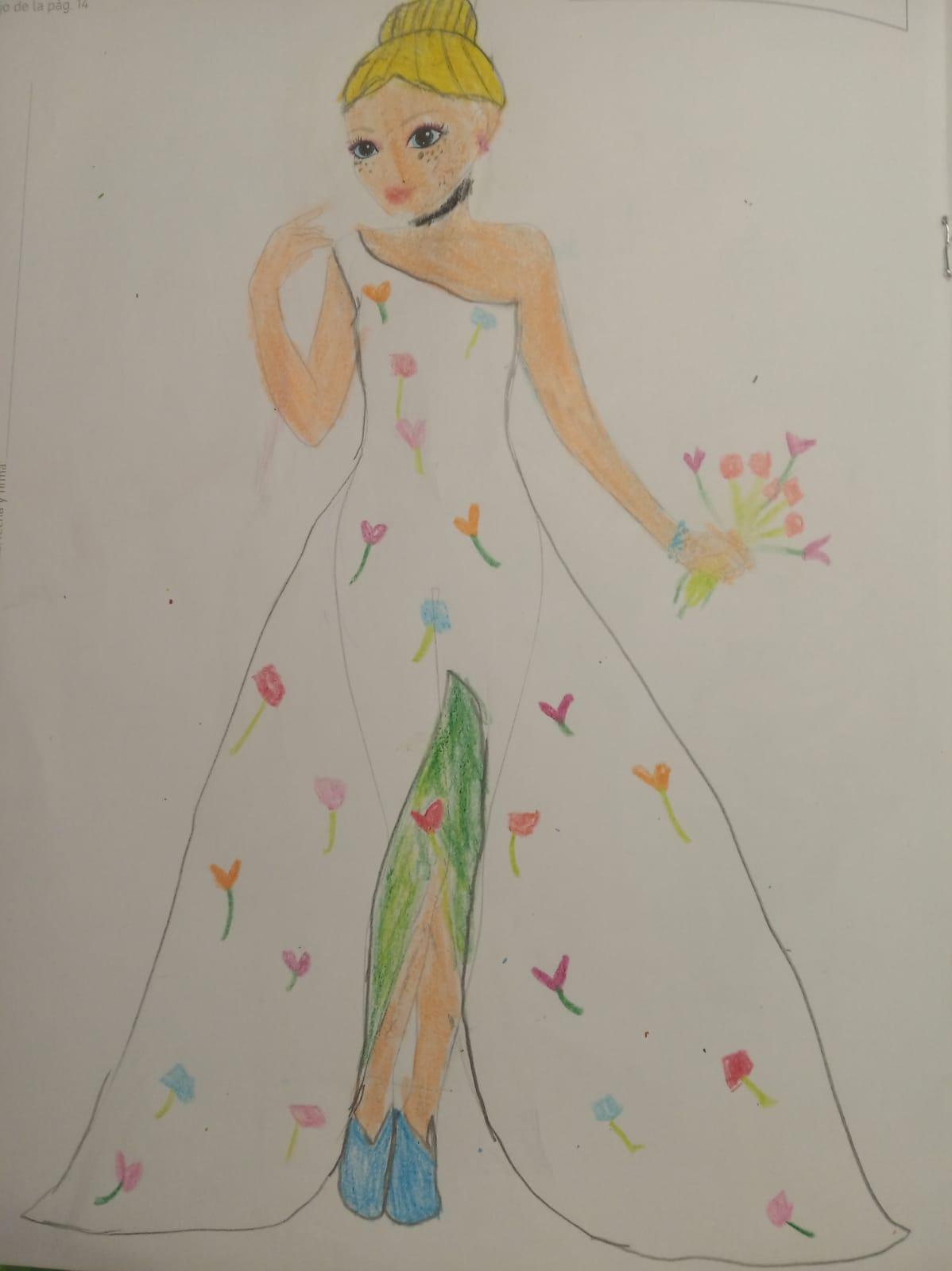 Iona C., 11 años, de Lleida