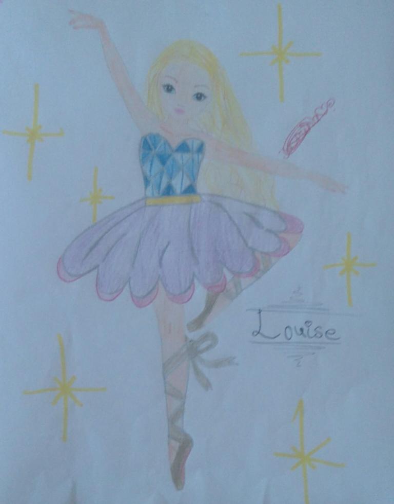 Jasmina  C., 11 años, de Española