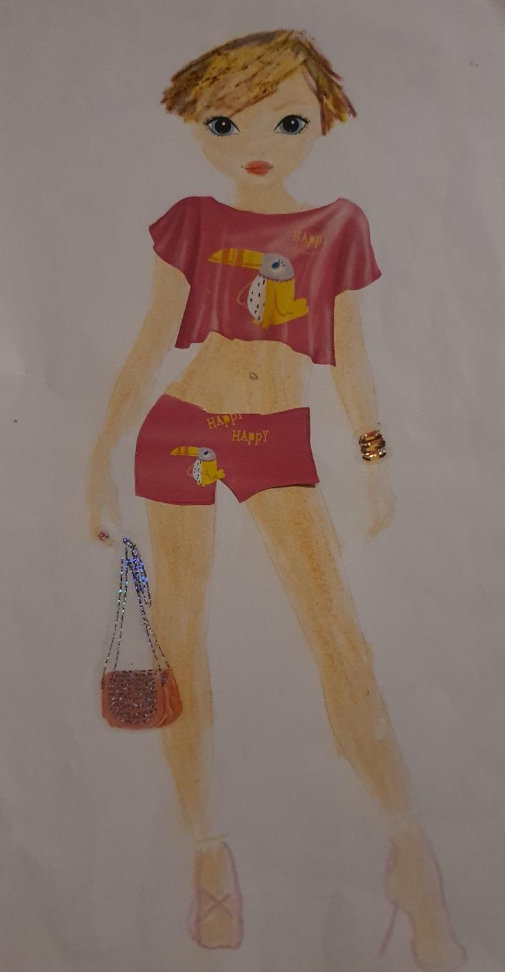 Irene L., 9 años, de ANGIOZAR-GIPUZKOA