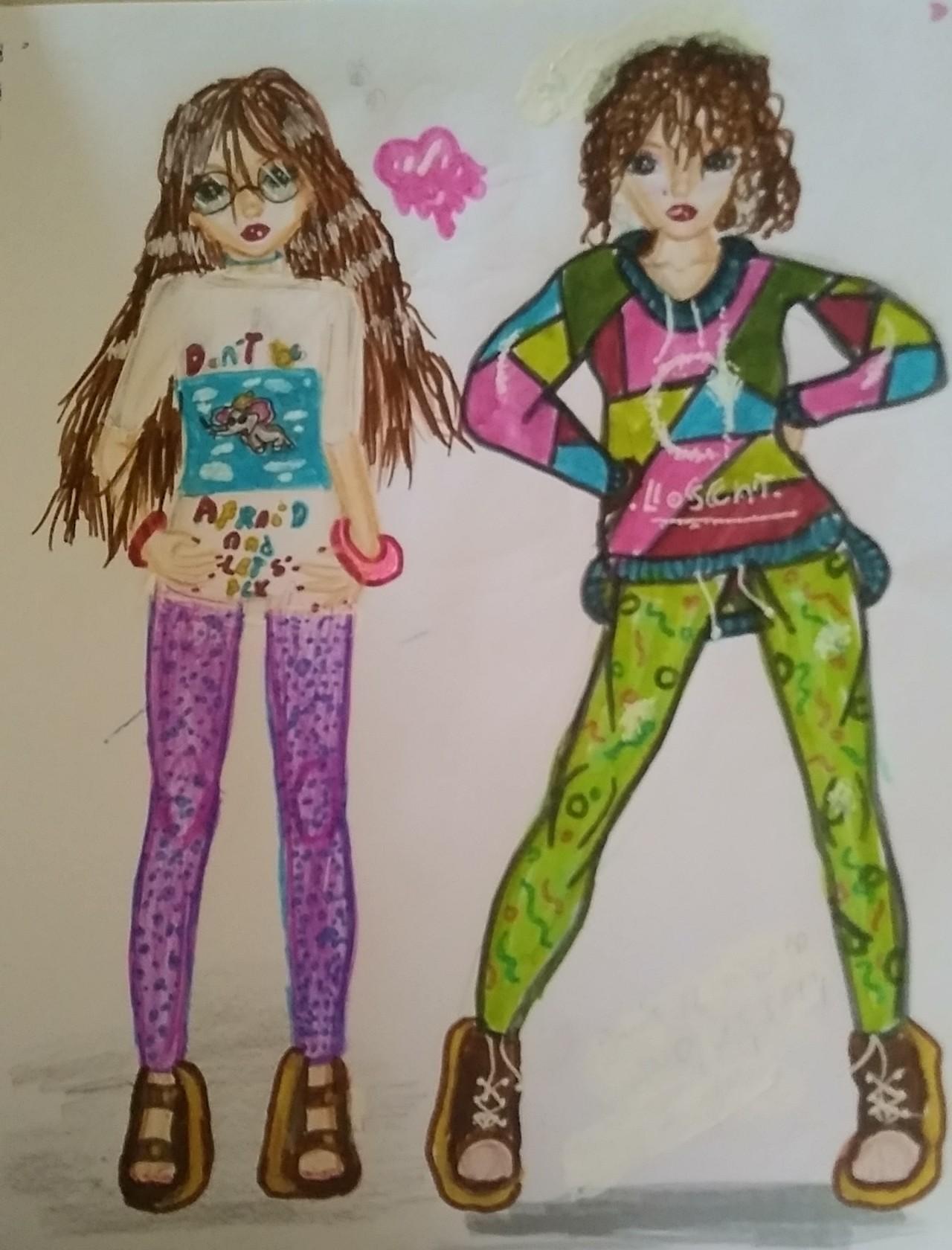 Ailyn  M., 9 años, de Barcelona