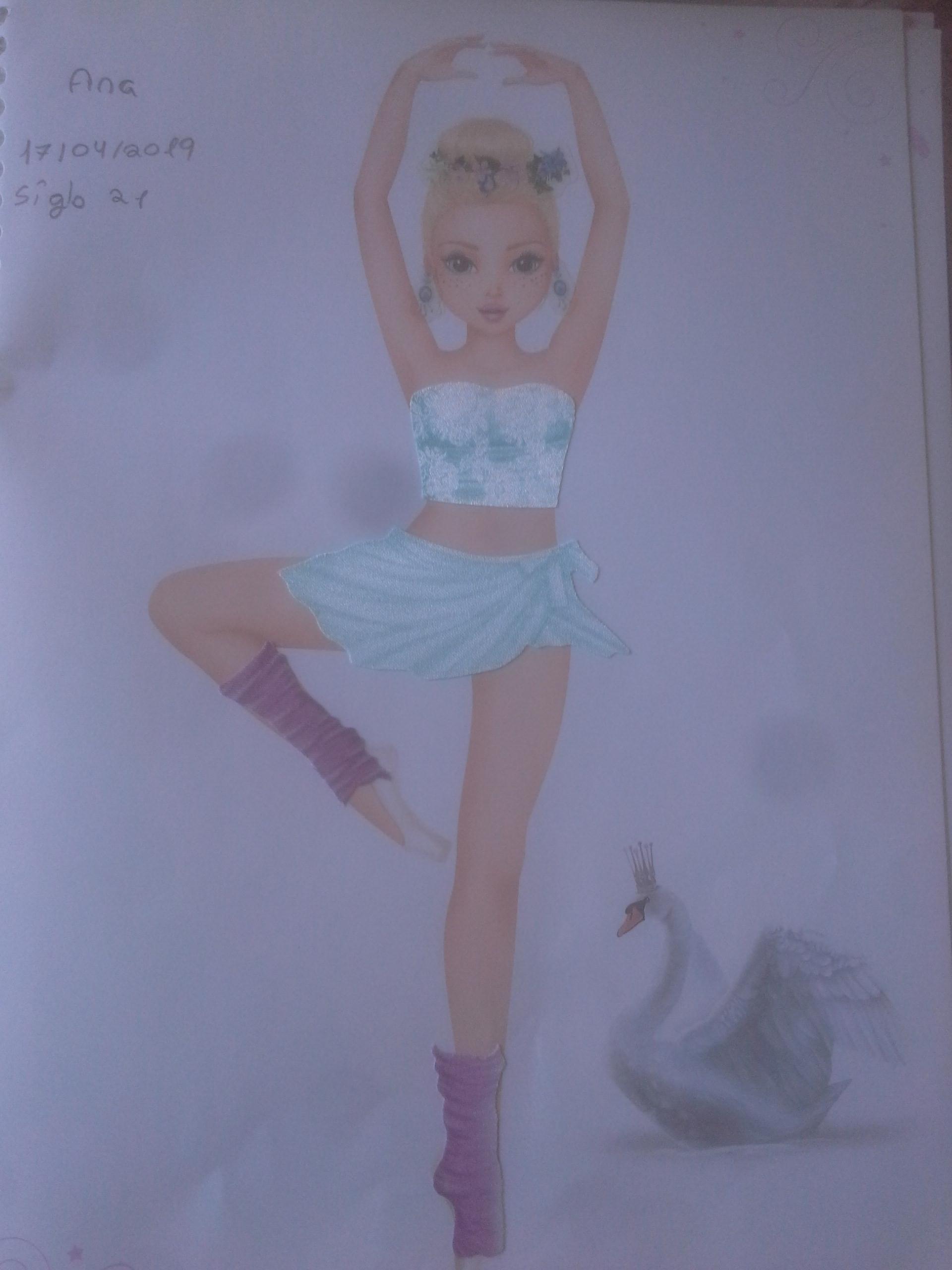 Aurelia S., 10 años, de Almería