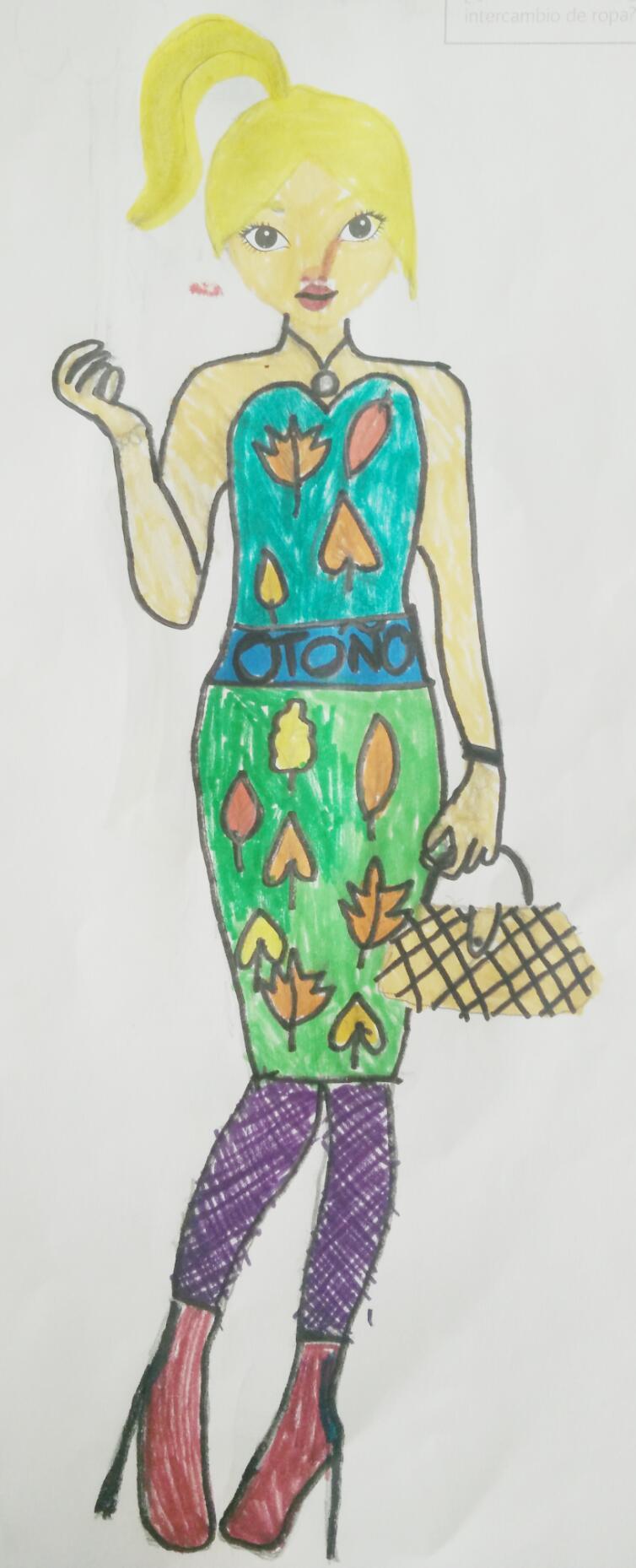 Lia P., 9 años, de Centelles