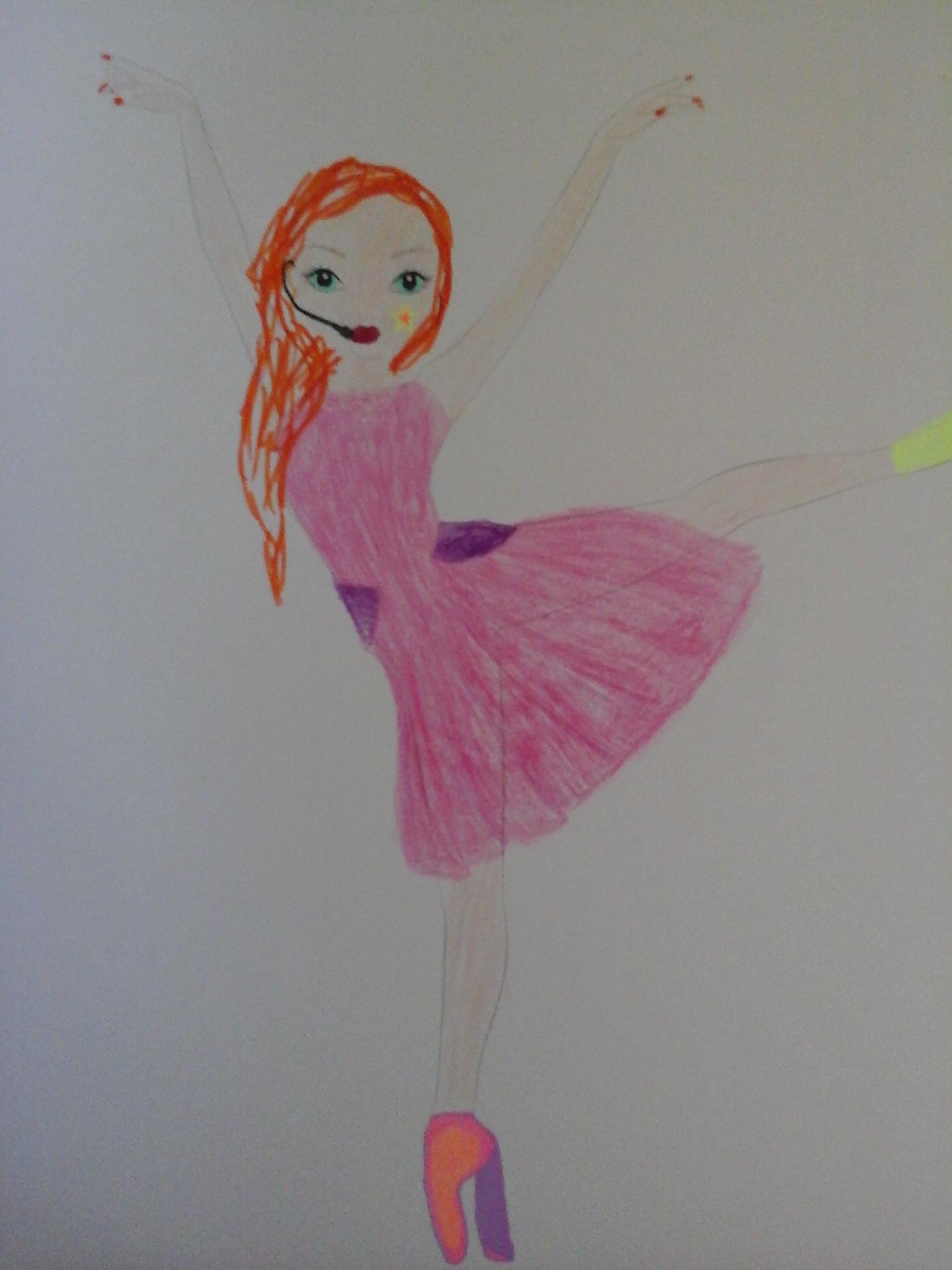 Maria M., 9 años, de Madrid