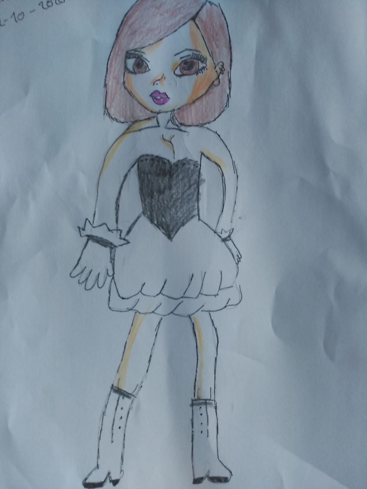 Julia M., 10 años, de Marchena, Sevilla