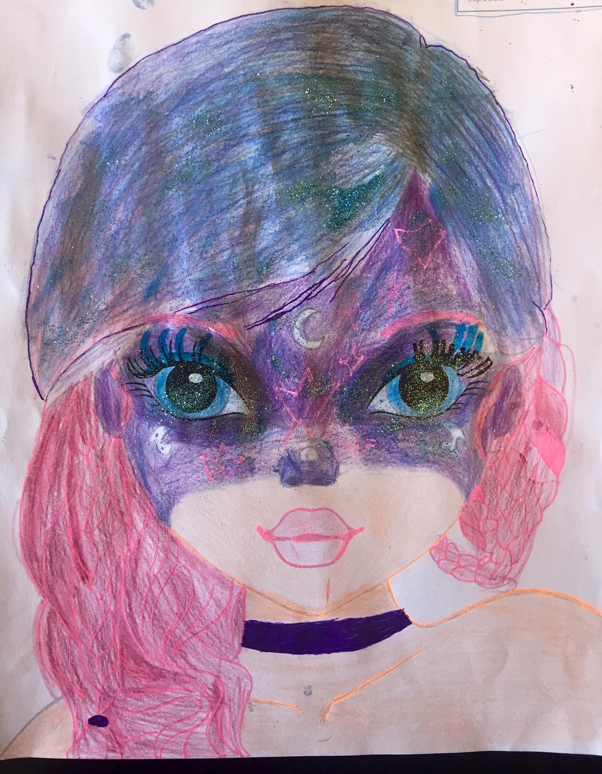 Valentina Lisel G., 6 Jahre, aus Sevilla
