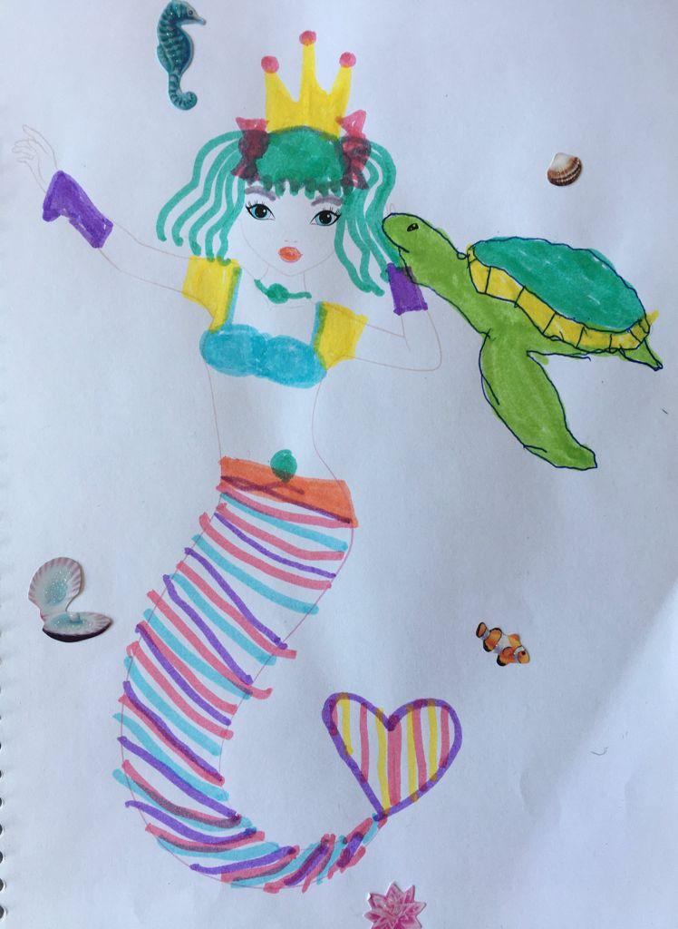 Irene A., 7 Jahre, aus Madrid