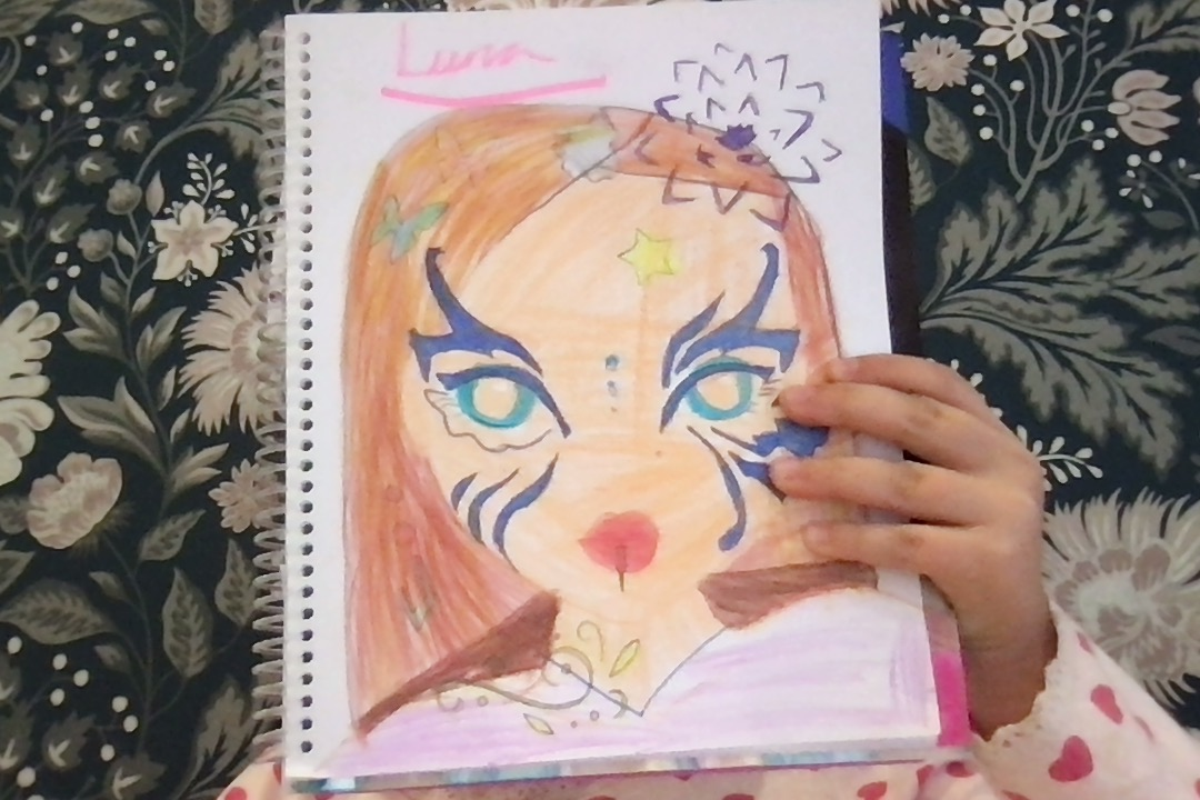 Valeria M., 9 Jahre, aus Valeria