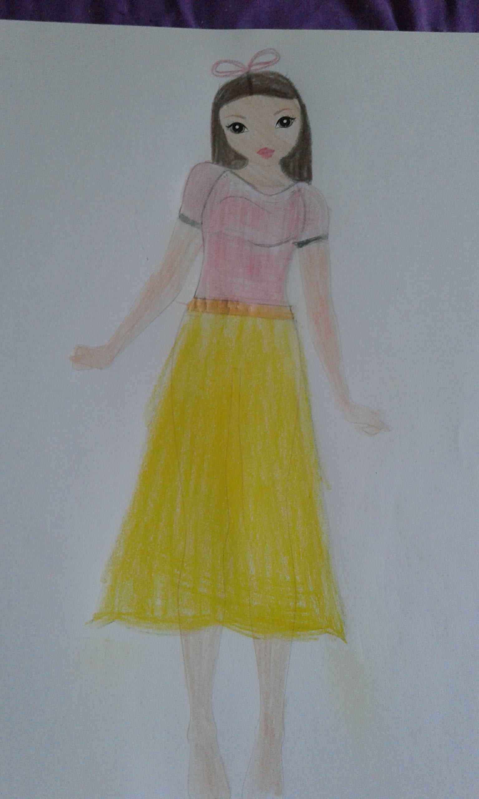 Tania R., 12 años, de CDMX