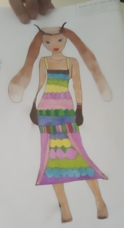 Suemy R., 12 años, de Cambrils