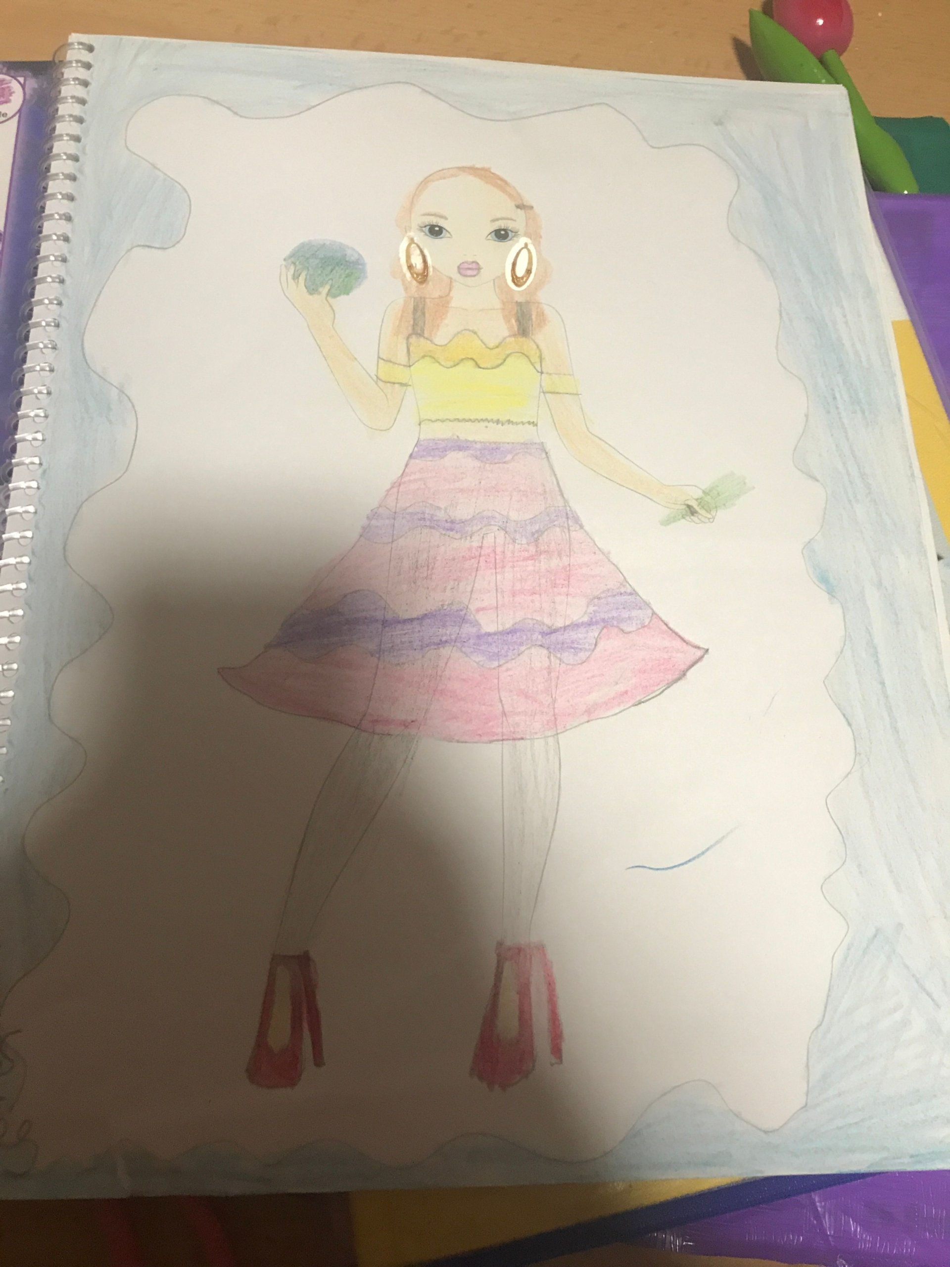 Bella P., 12-vuotta