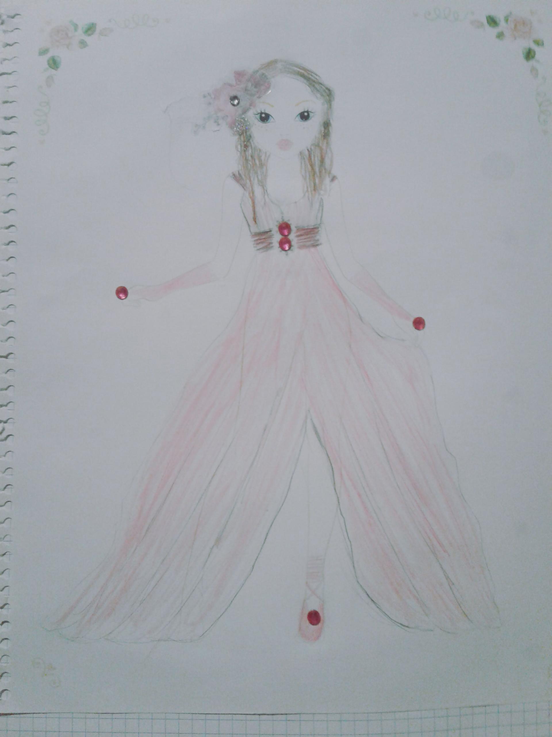 Cétina C., 12 ans, sur Avignon