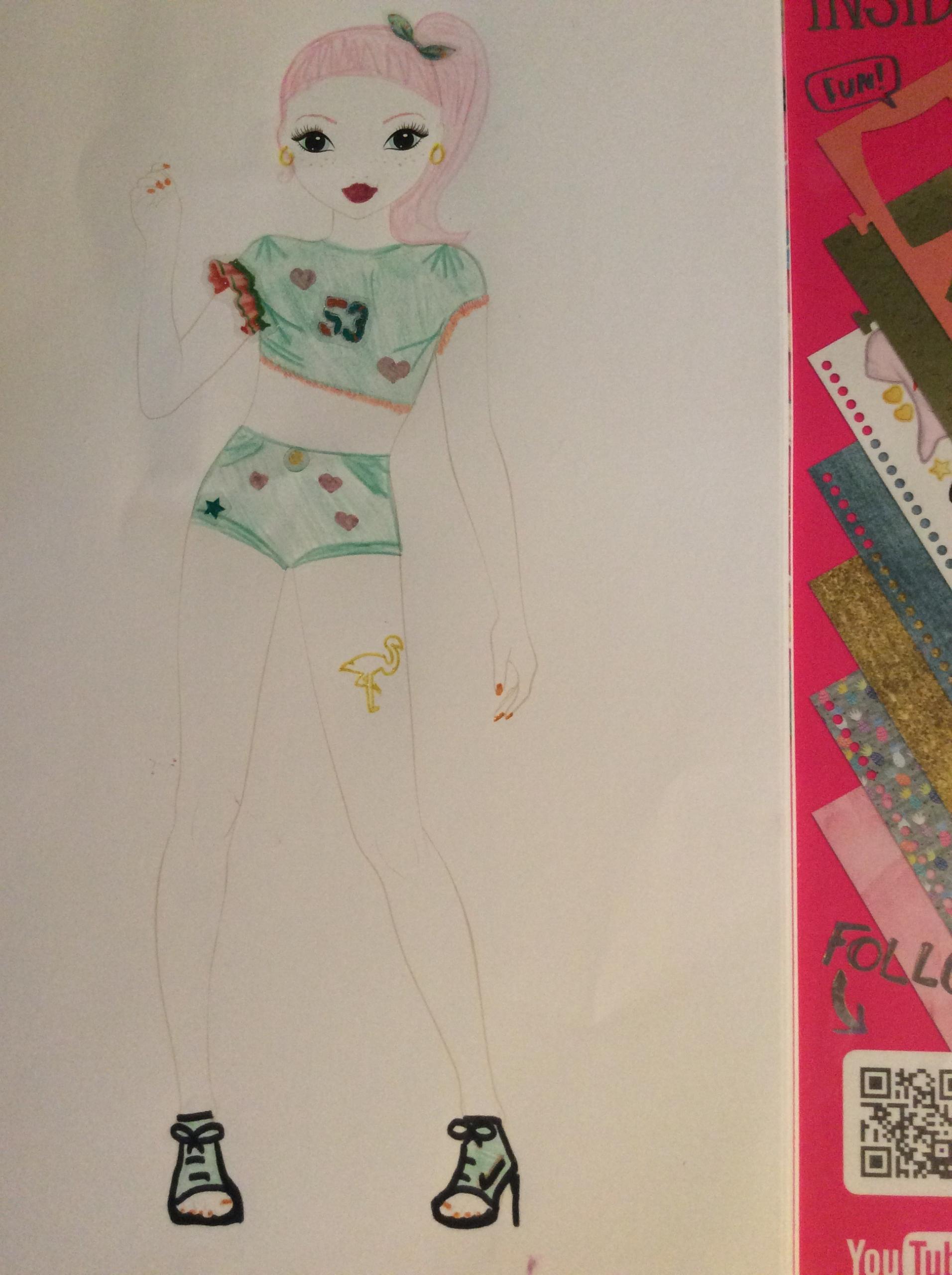 mélissa b., 10 ans, sur Bordeaux