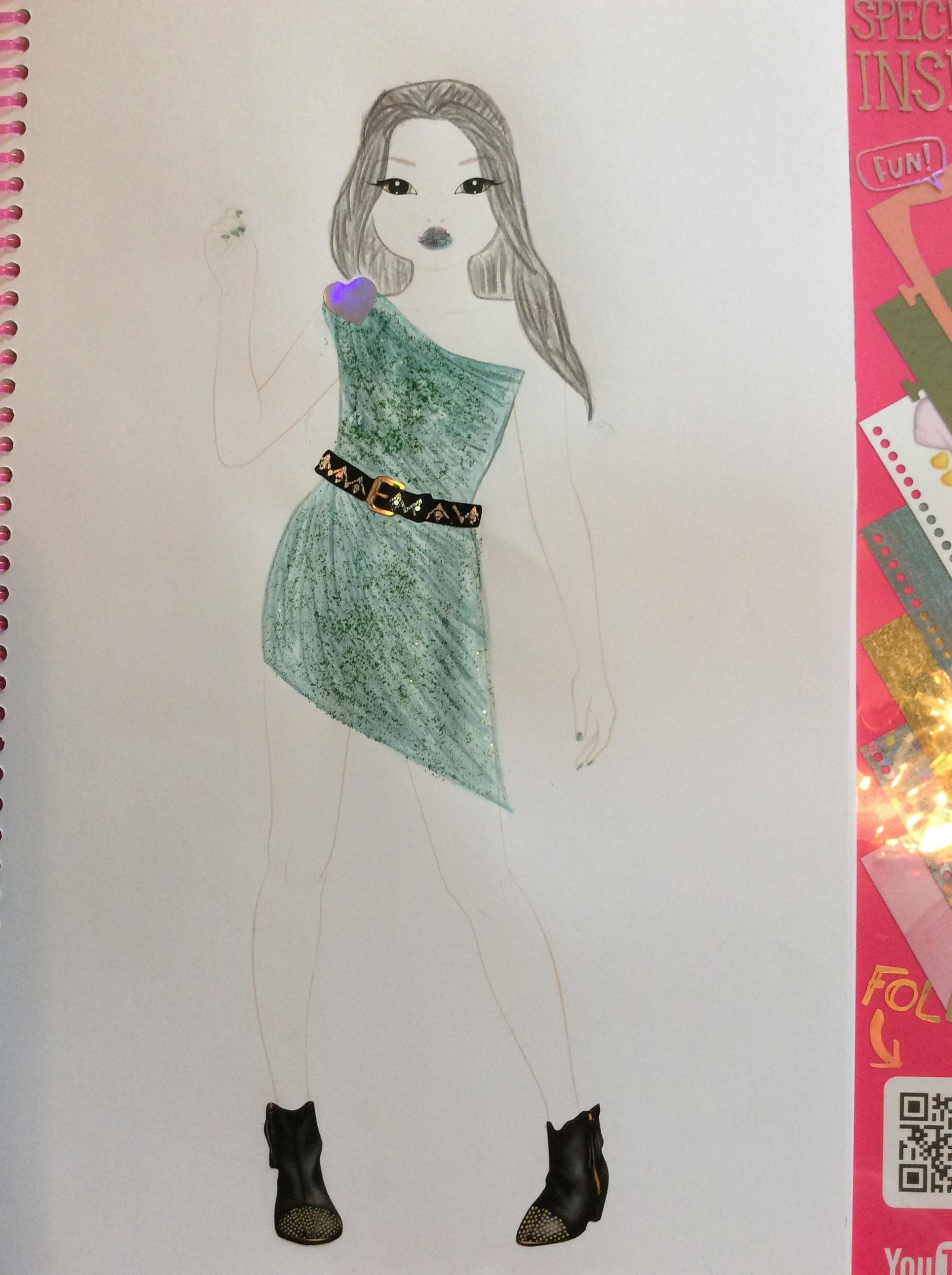 mélissa b., 10 ans, surbordeaux