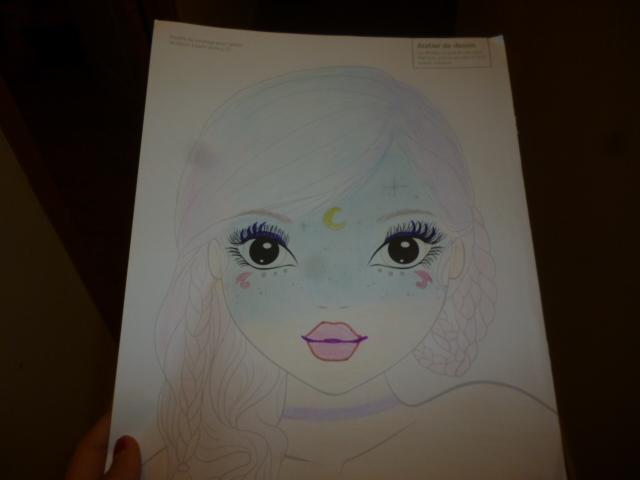 Charline P., 12 Jahre, aus Méracq